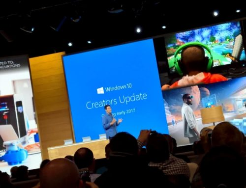Microsoft Unveils Windows 10 Creators Update for 2017