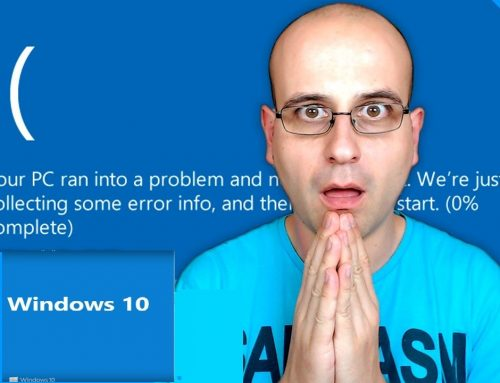 How To Fix Common Windows 10 Blue Screen Errors